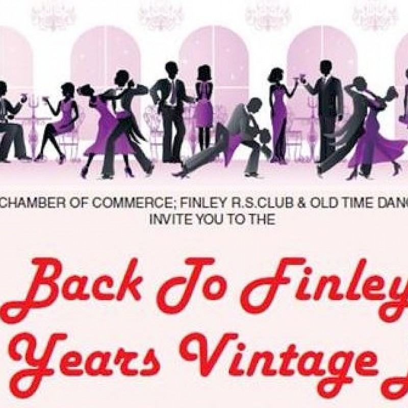 Back To Finley 125 Years Vintage Ball image