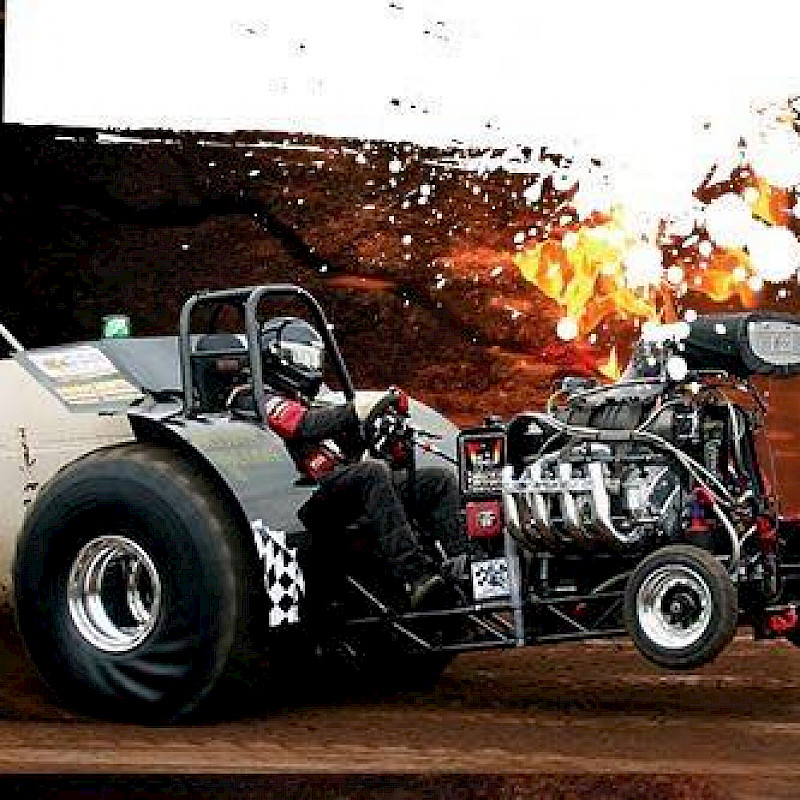 Finley Tractor Pull 2020 image